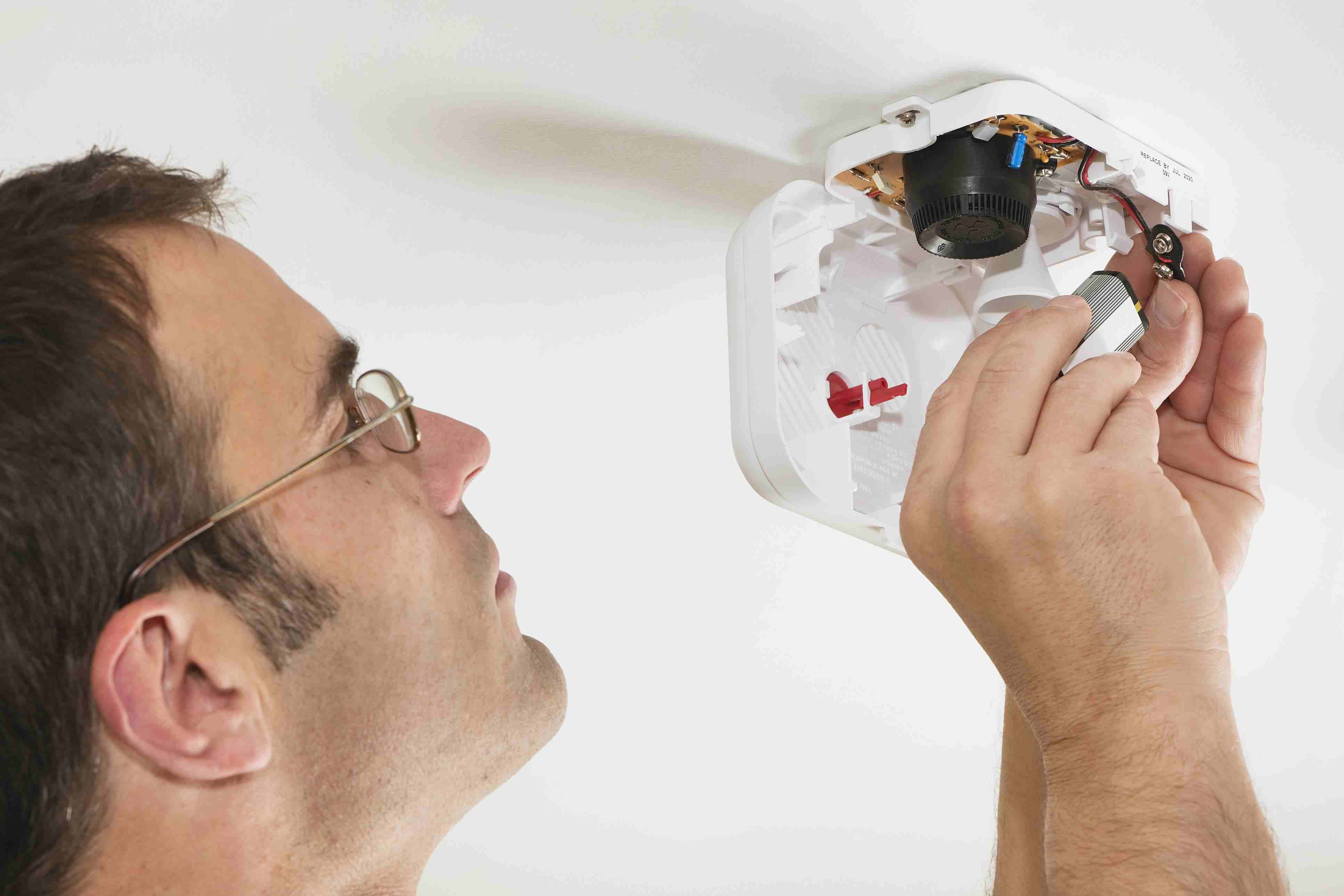 Where To Find Gold Recycle And Use Scrap Simple Recovery From Circuit Board Fingers In Smoke Detectors