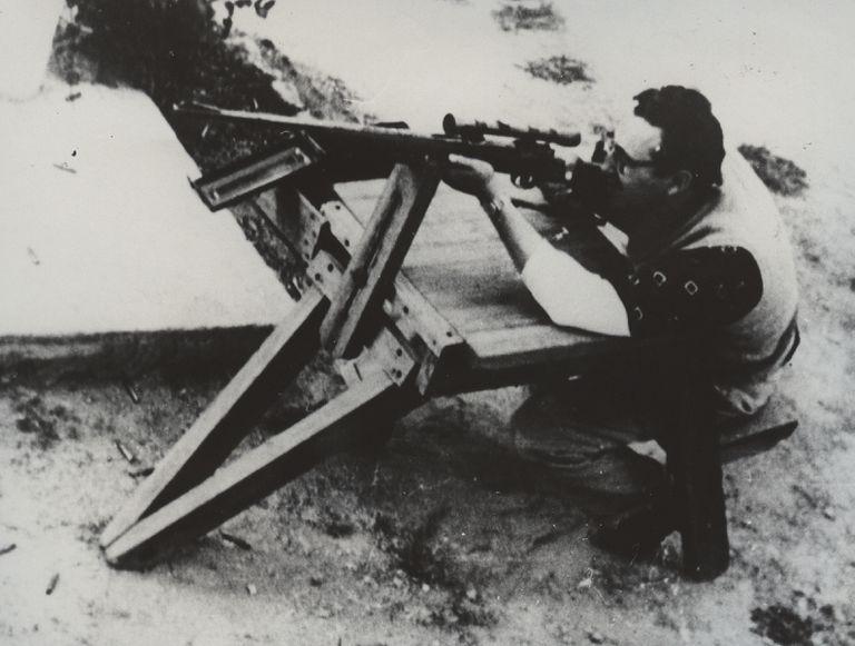 Fidel Castro 1956
