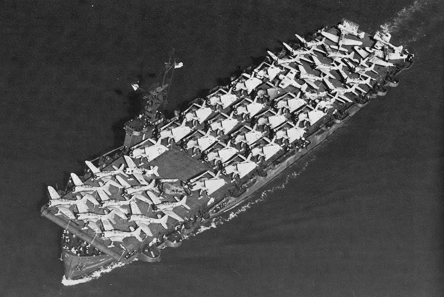 USS Liscome Bay