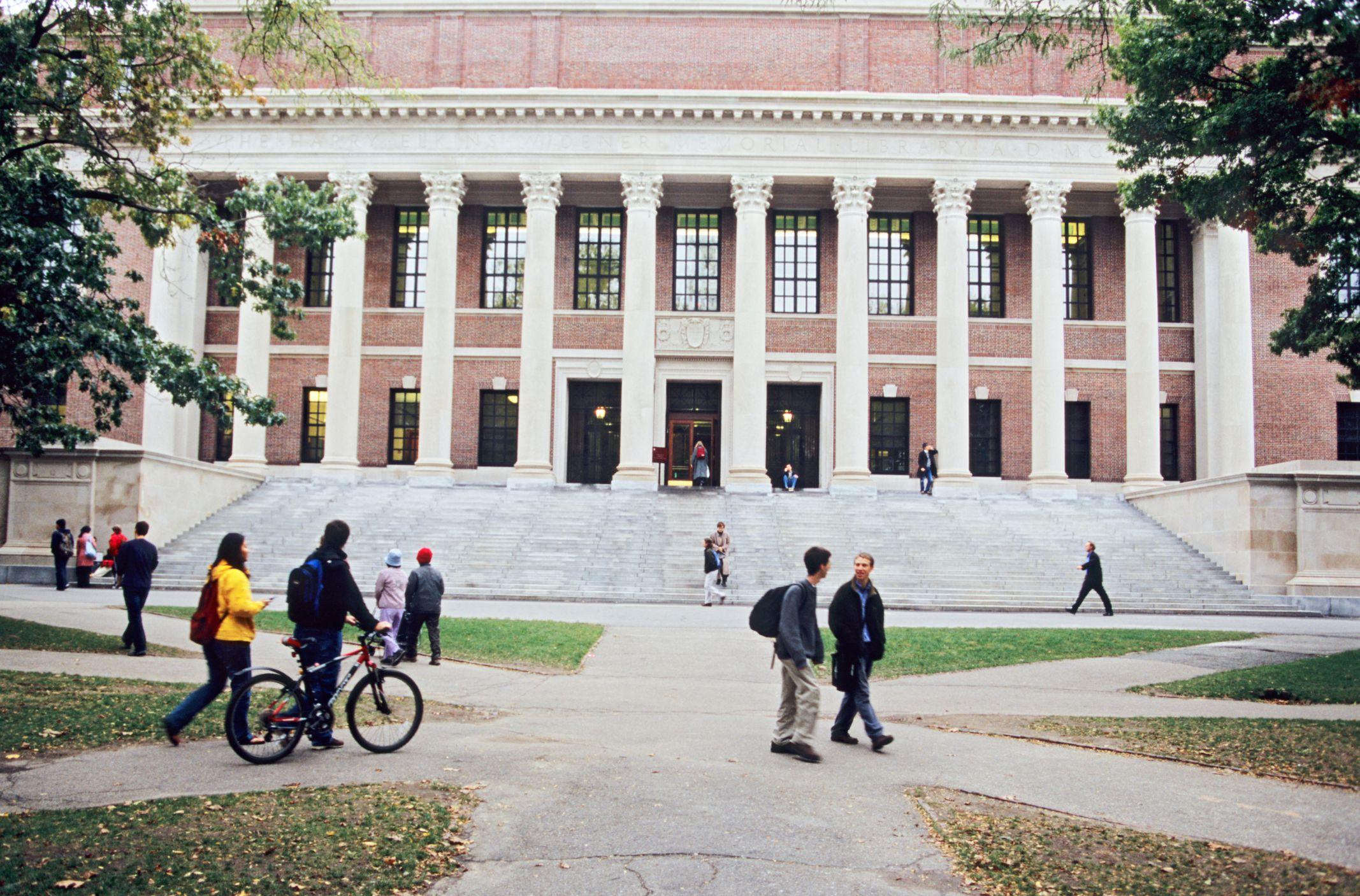 Earn An Ivy League Degree Online