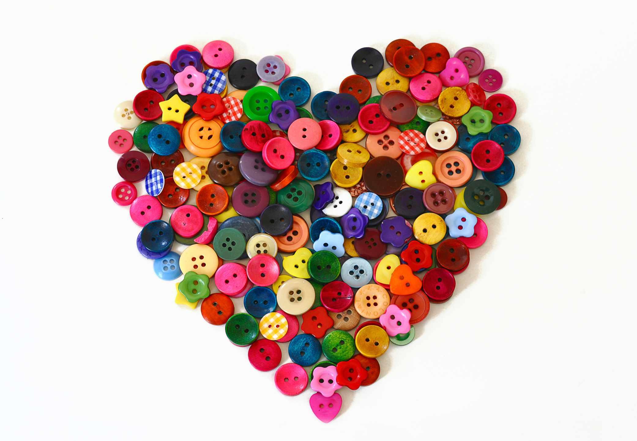 Heart of Buttons