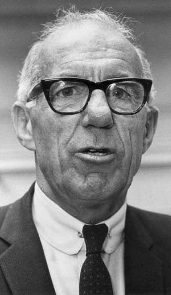 A picture of Dr. Benjamin Spock.