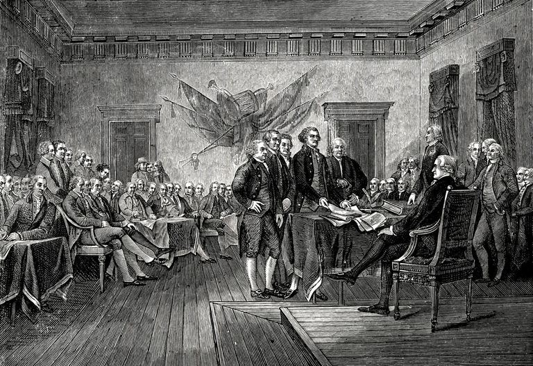 Overview of the early american colonial regions signing the declaration of independence publicscrutiny