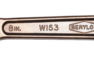 BeCu wrench