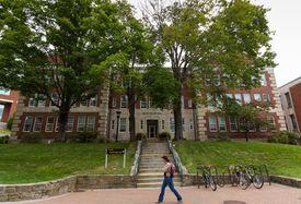 Smith-Wright Hall at Appalachian State University