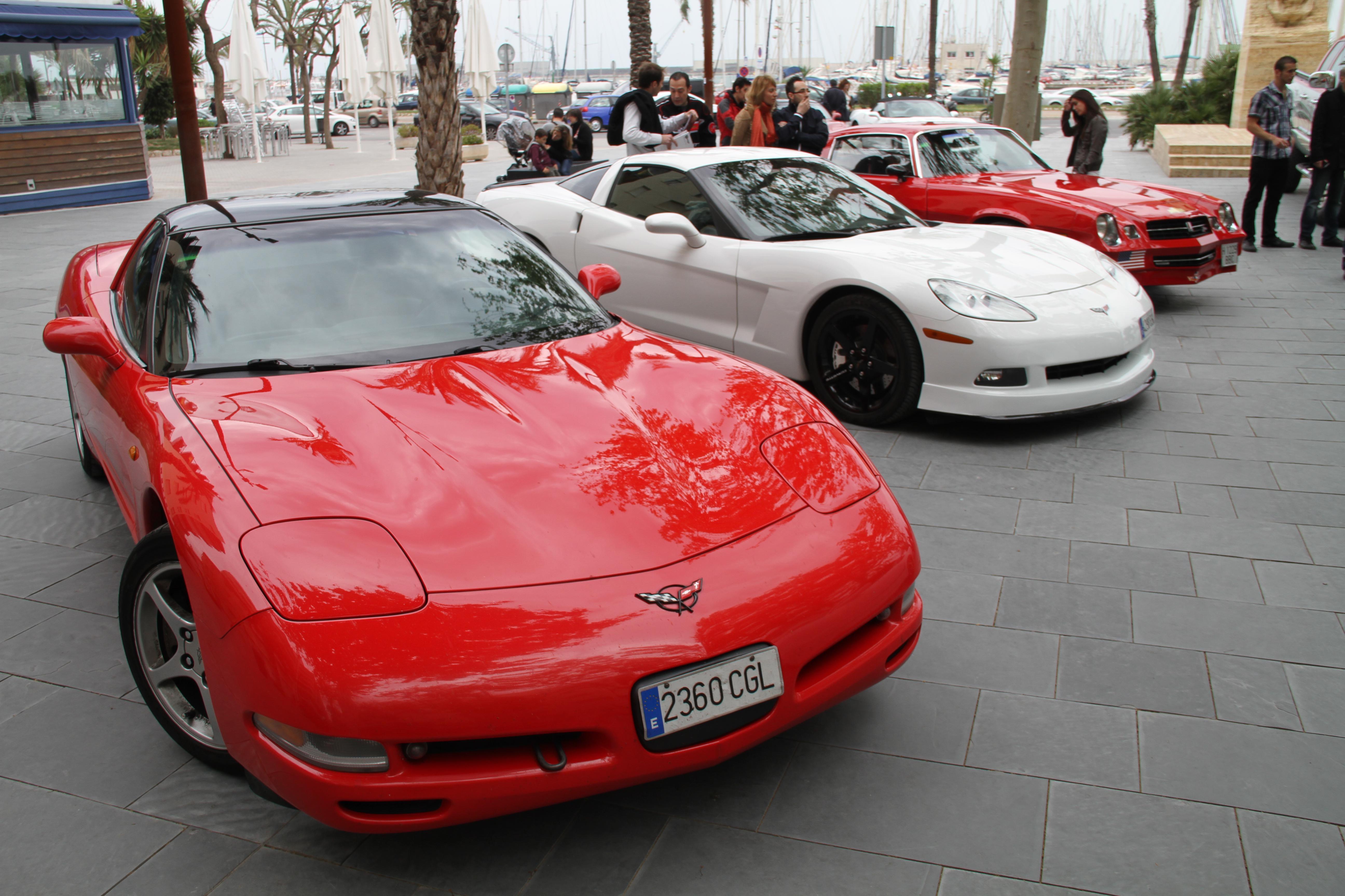 Corvette History Since 1953
