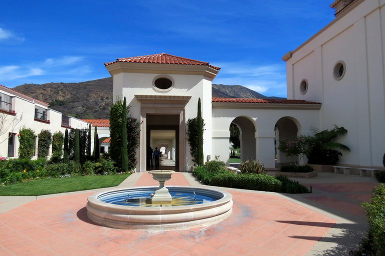 Thomas Aquinas College in Santa Paula, California