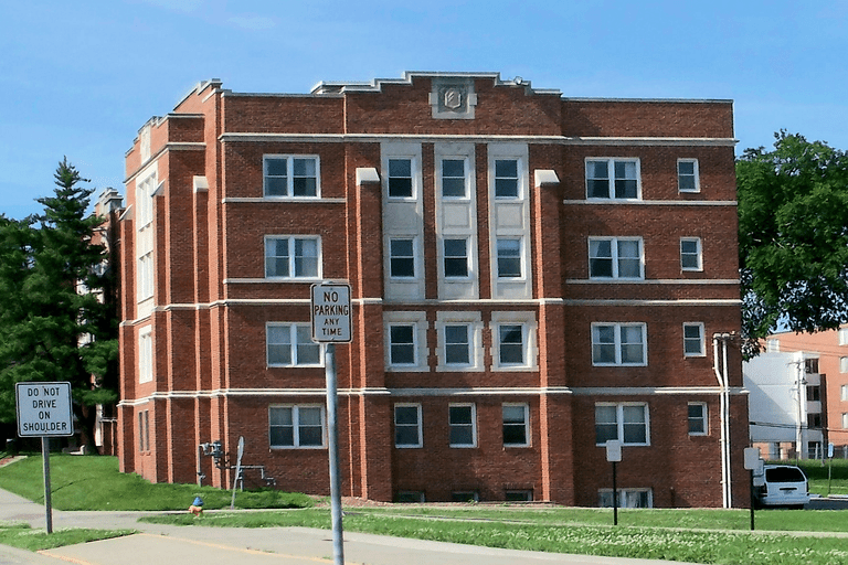 Diemer Residence Hall at the University of Central Missouri