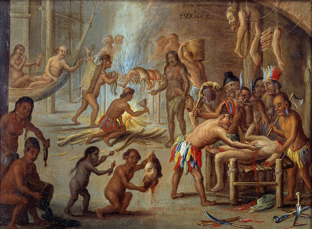 Cannibalism: Archaeology and Anthropology