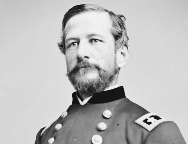 Alfred Pleasonton during the Civil War