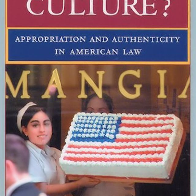 Who Owns Culture book cover