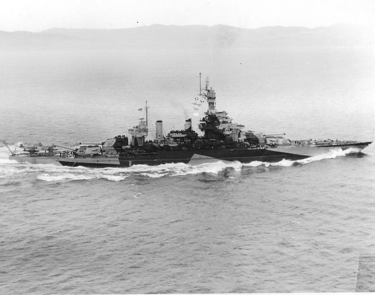 USS Maryland (BB-46)