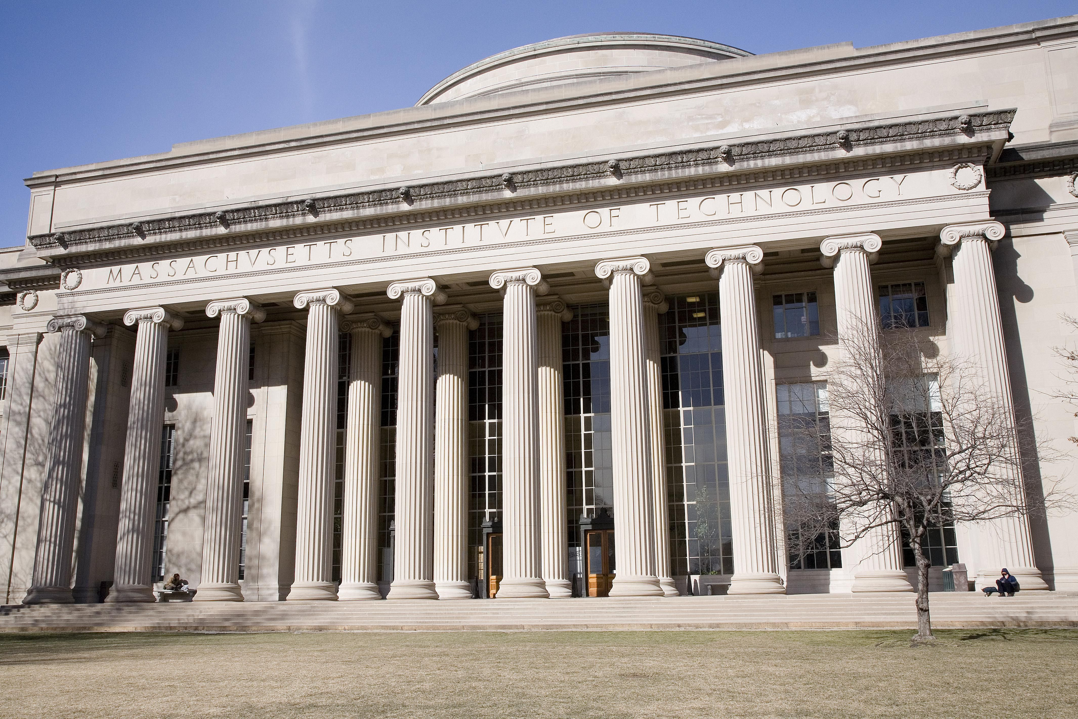 Massachusets Institute of Technology (MIT) Campus Building