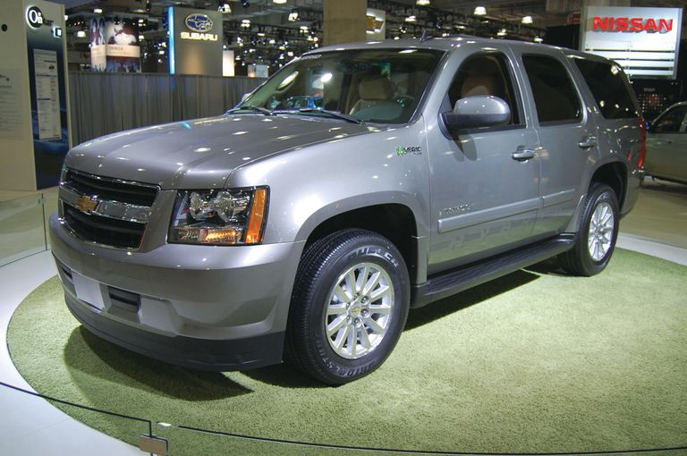Chevy Tahoe two-mode
