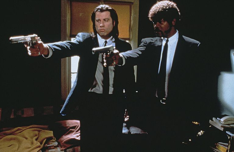 Still from the movie 'Pulp Fiction'
