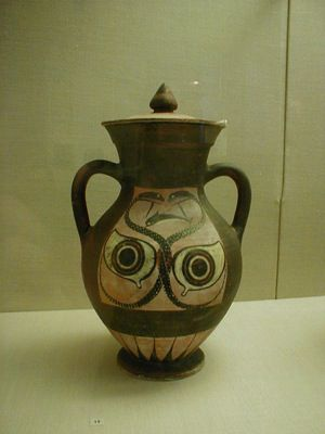Ancient Greek Pottery And Vases