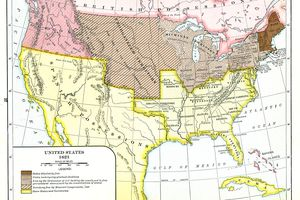 United States, 1821
