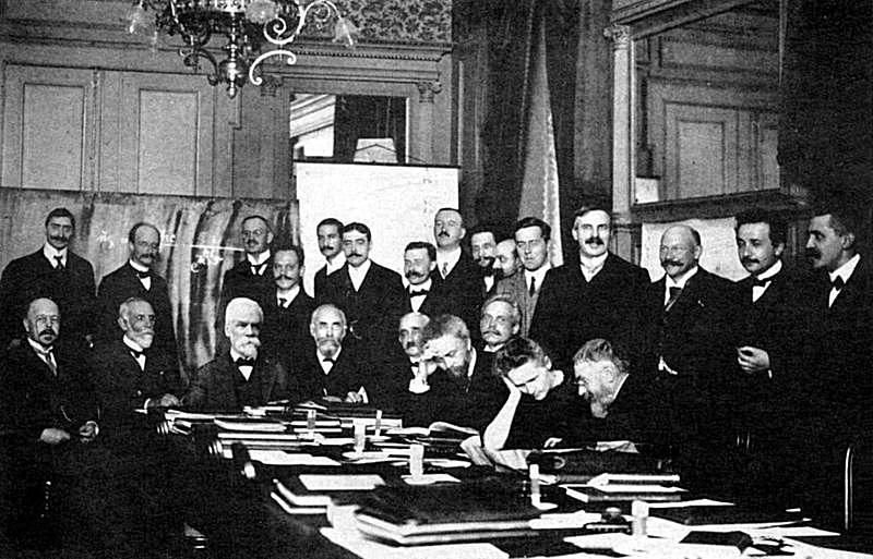 First Solvay Conference