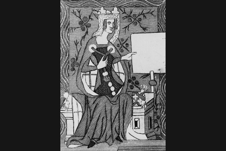 Matilda of Scotland, Queen of England