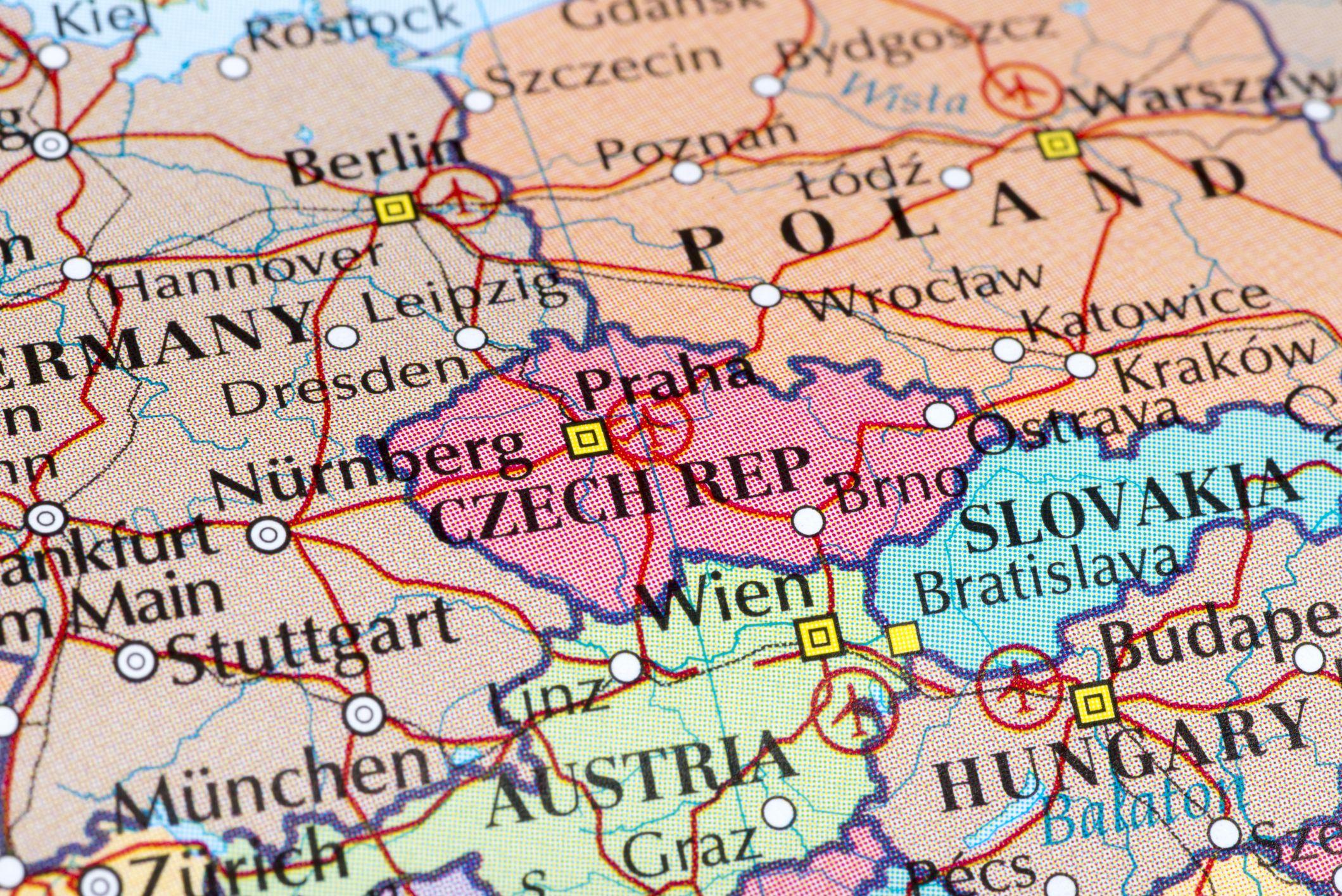 the velvet divorce  the dissolution of czechoslovakia