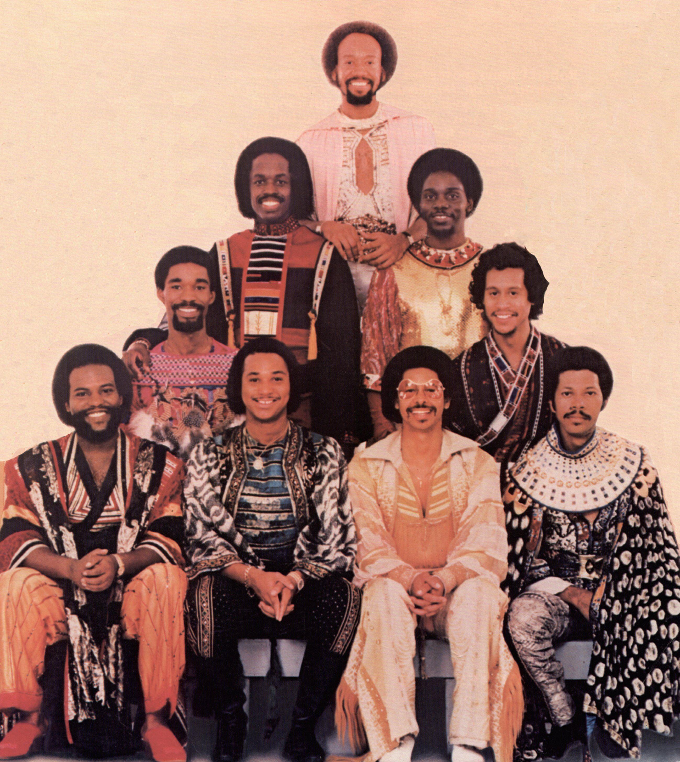 Ten Best R&B Bands in History
