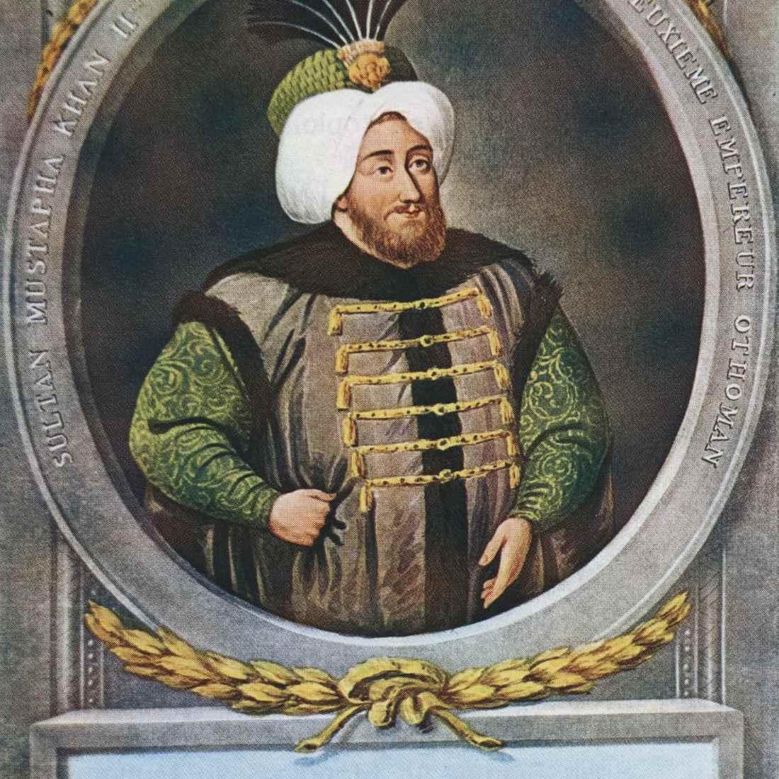 Mustafa II
