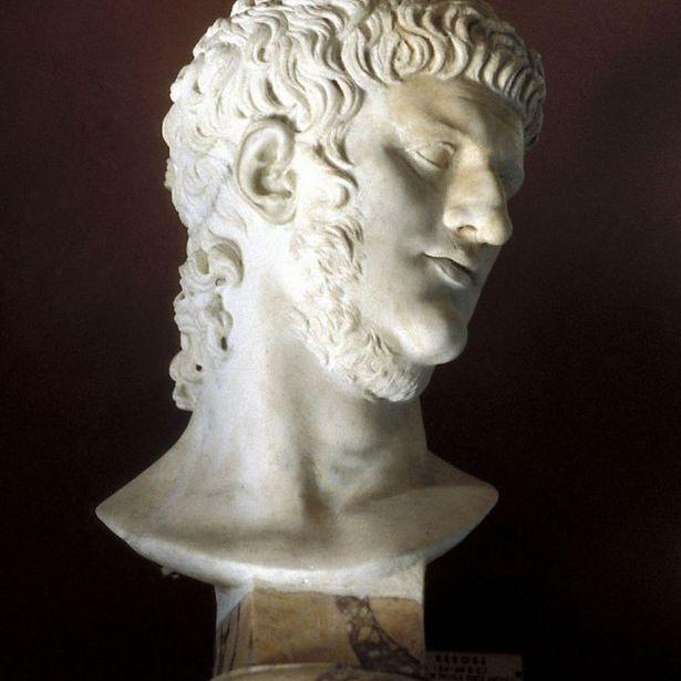 Nero - Marble Bust of Nero