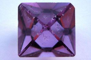 Crystal of chrome alum
