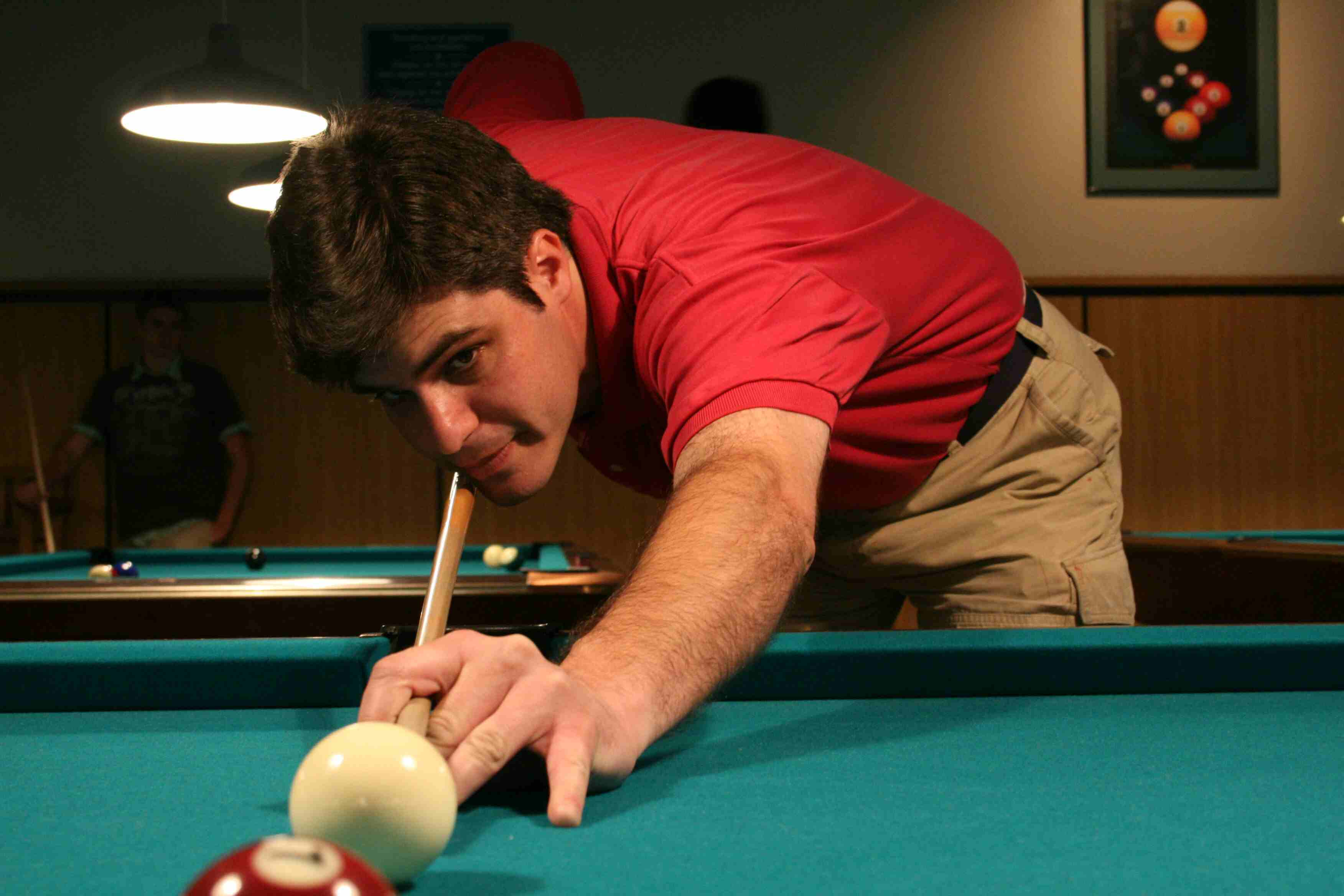the game of billiards short story