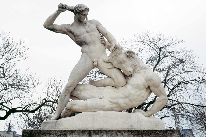 Theseus & amp;  Minotaur
