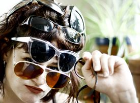 "Demasiado, or ""Too Much"" too many Sunglasses"