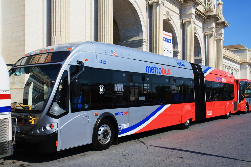 High Capacity Buses Articulated Or Double Decker