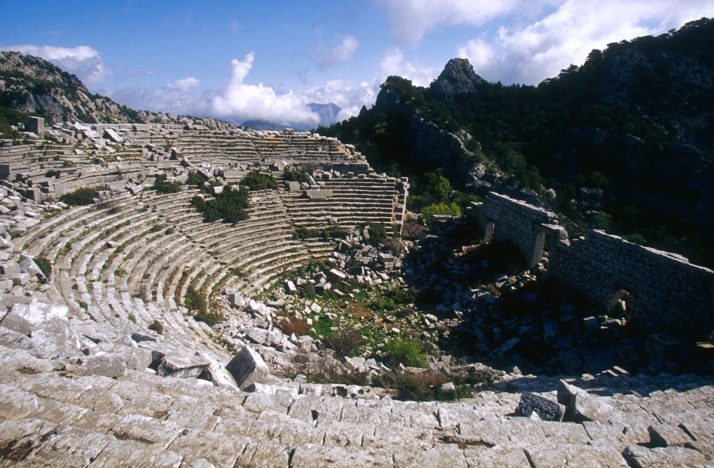 Theater of Termessos