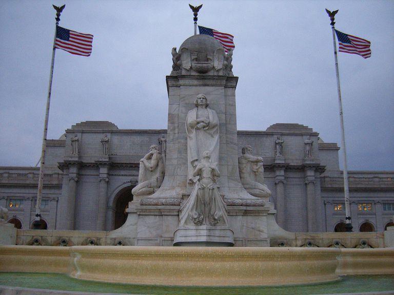 Christopher Columbis memorial