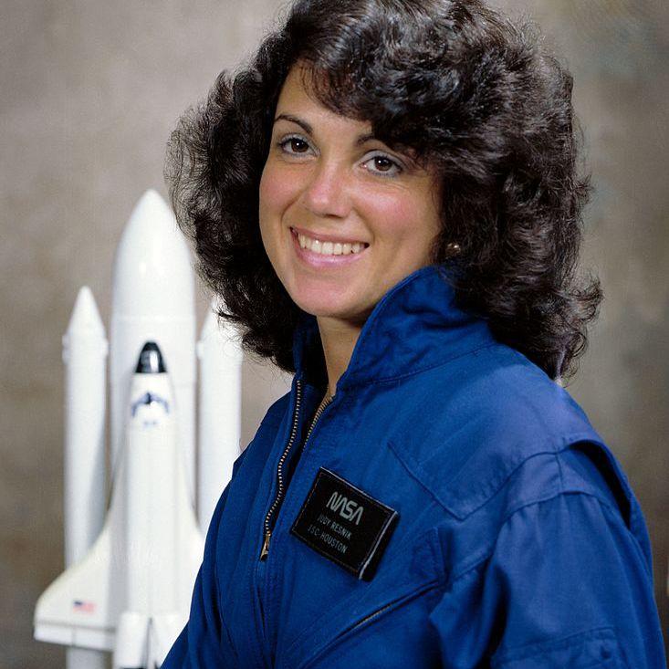 Judith Resnik, NASA astronaut.