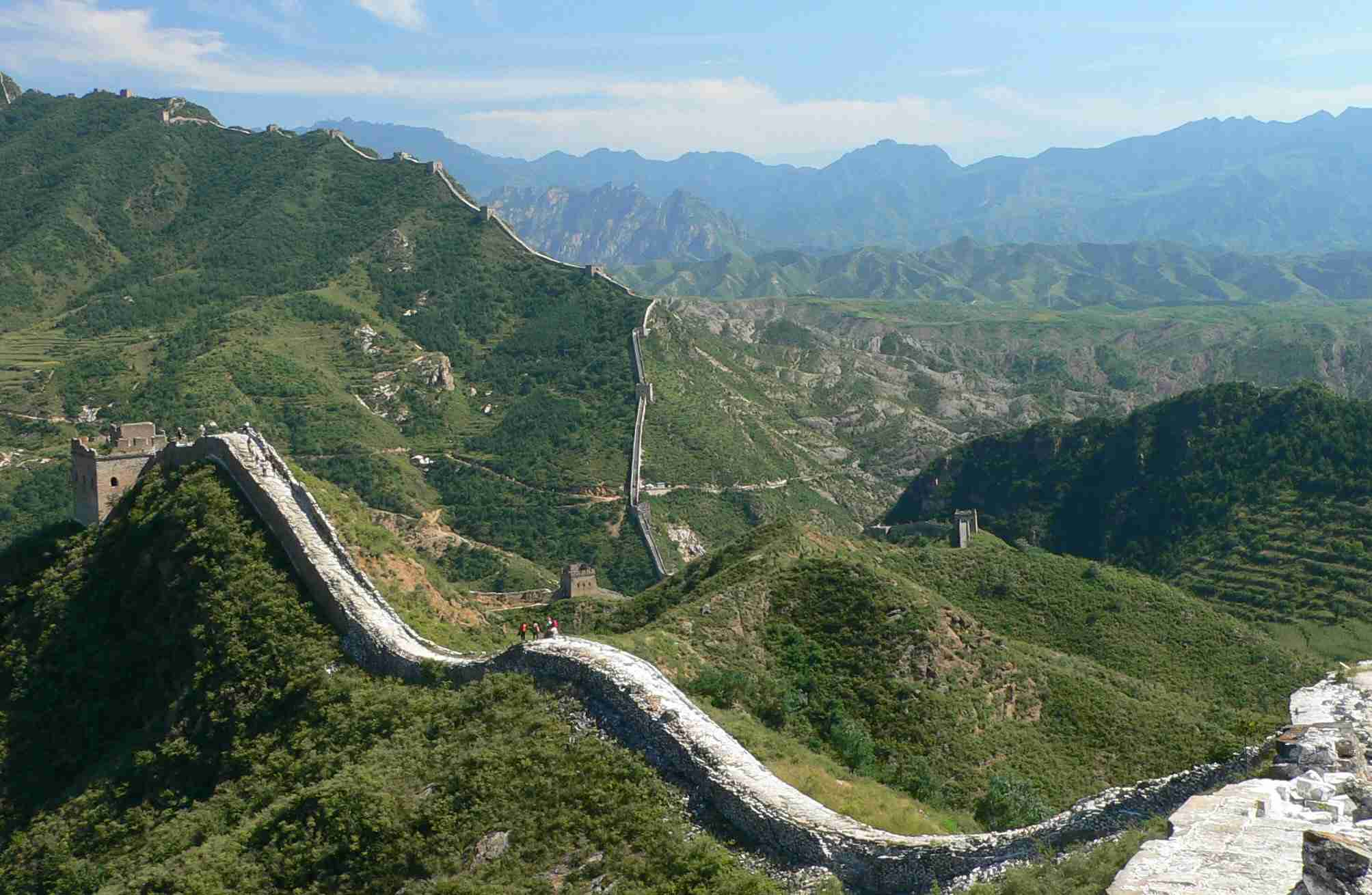 Wonders of the Modern World, The Great Wall of China