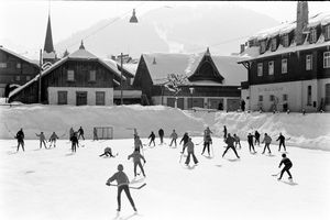 Ice Hockey At Le Rosey