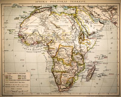 Chronological List Of African Independence