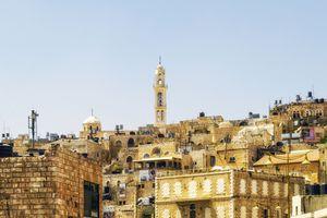 Buildings in Bethlehem