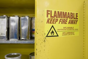 UN numbers may be used to determine whether or not chemicals may be safely stored together.