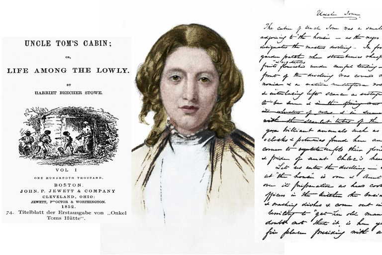 Harriet Beecher Stowe and Uncle Tom's Cabin