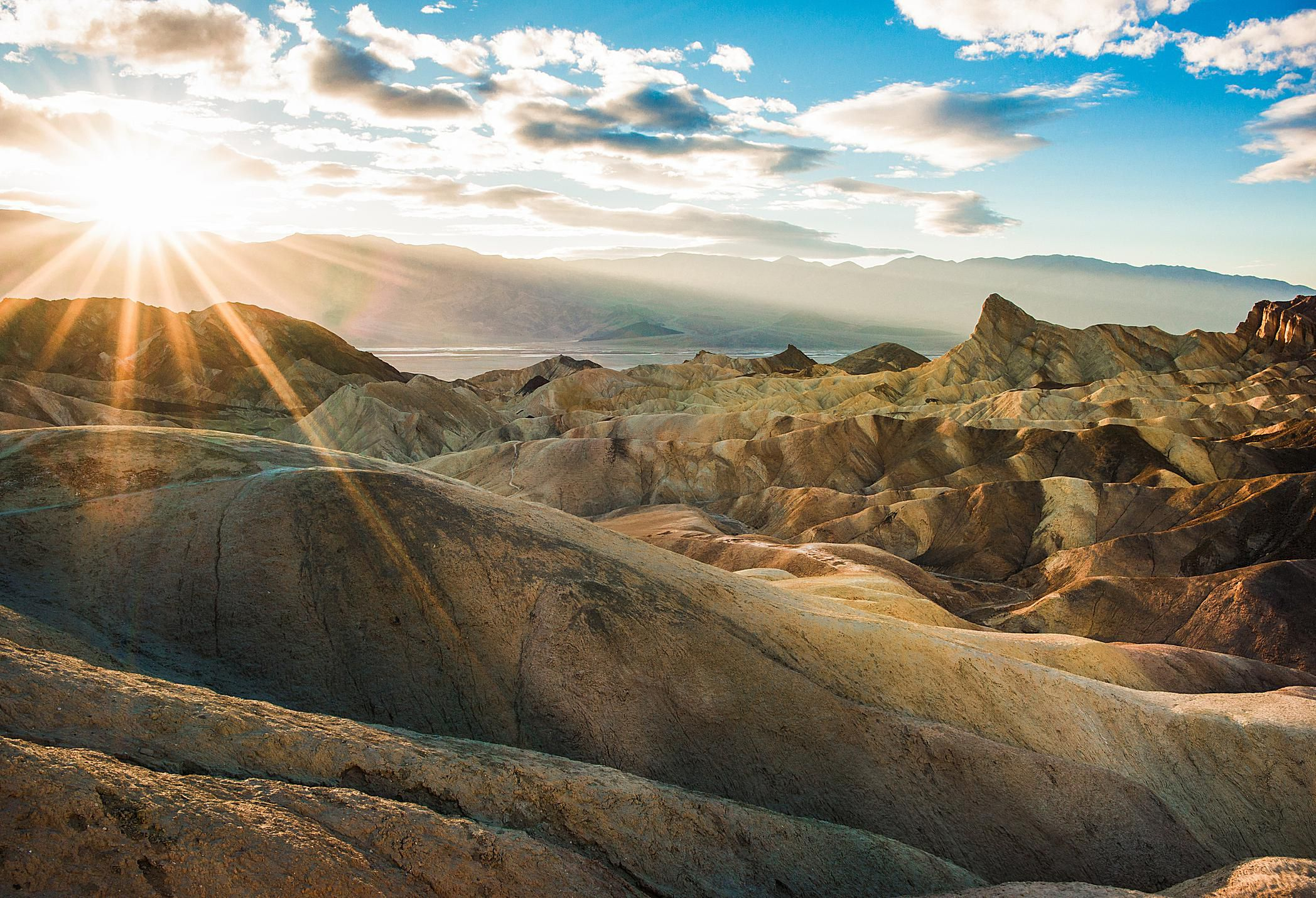 Geography of Death Valley