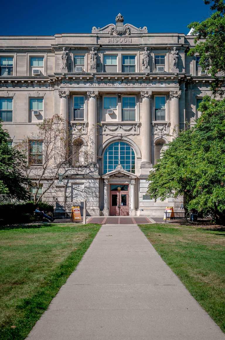 Marston Hall -- Iowa State University