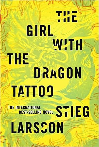 The Girl with the Dragon Tattoo - Good Books to Read in Winter