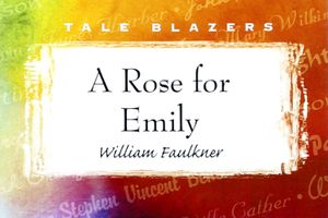 The cover of Faulkner's