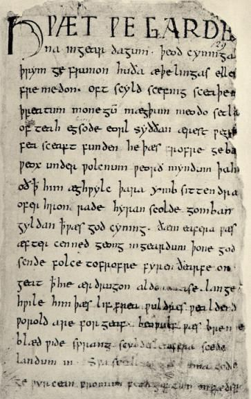 What You Need To Know About The Epic Poem Beowulf