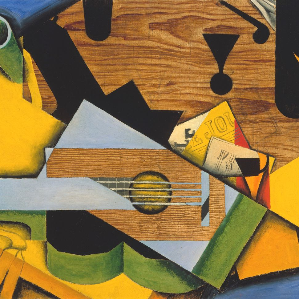 Juan Gris, Spanish Cubist Painter