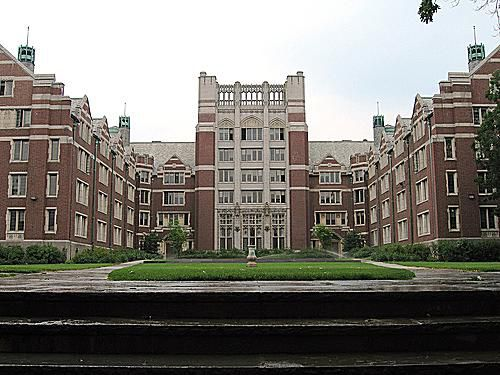 Wellesley Residence Hall