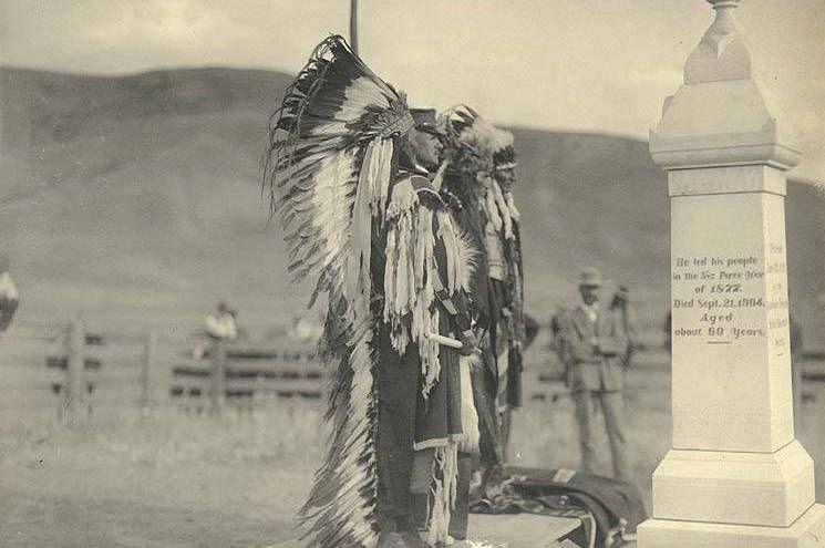 Chief Joseph burial site