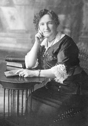 Nellie McClung, Canadian Women's Rights Activist